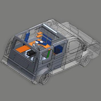 Desenvolvimento de projeto 3D