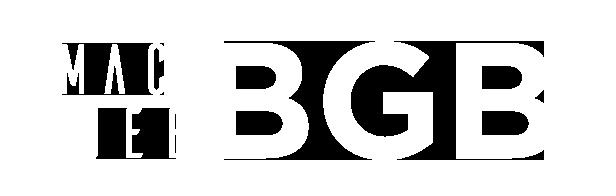 Logotipo Mac Jee BGB